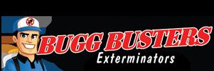 Bugg Busters Exterminators Logo
